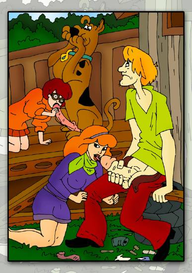scooby doo ghouls for school What if adventure time was a3d anime game