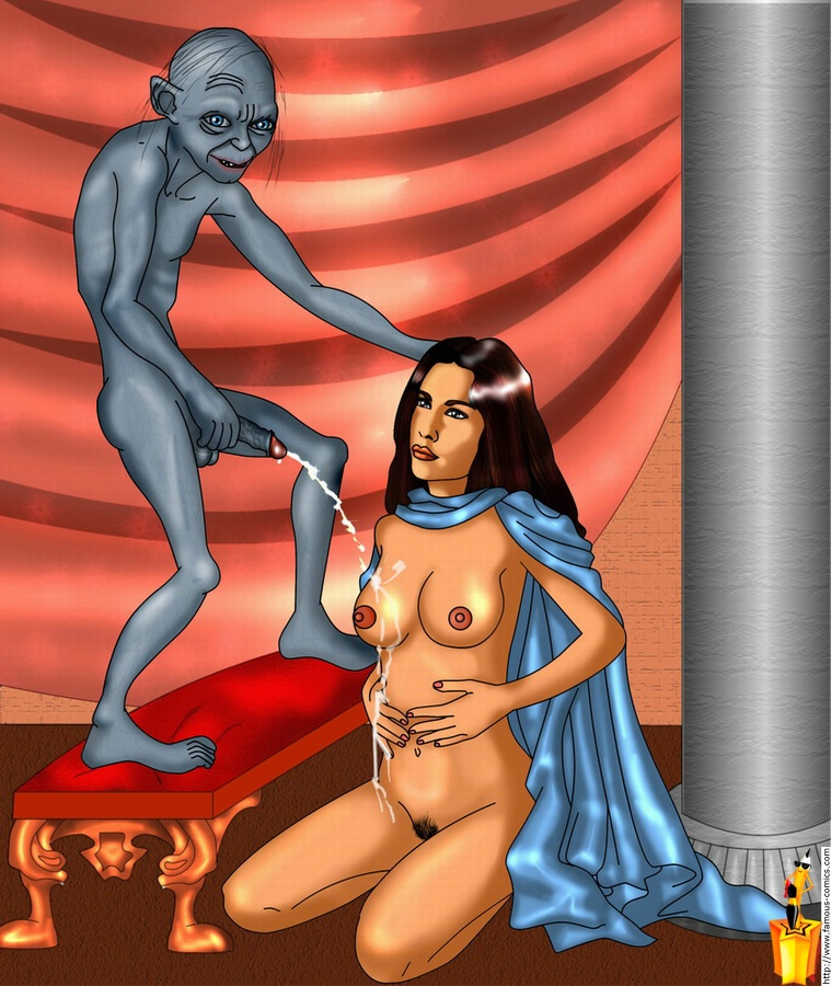 rings of orc the female lord Number 83: galaxy queen