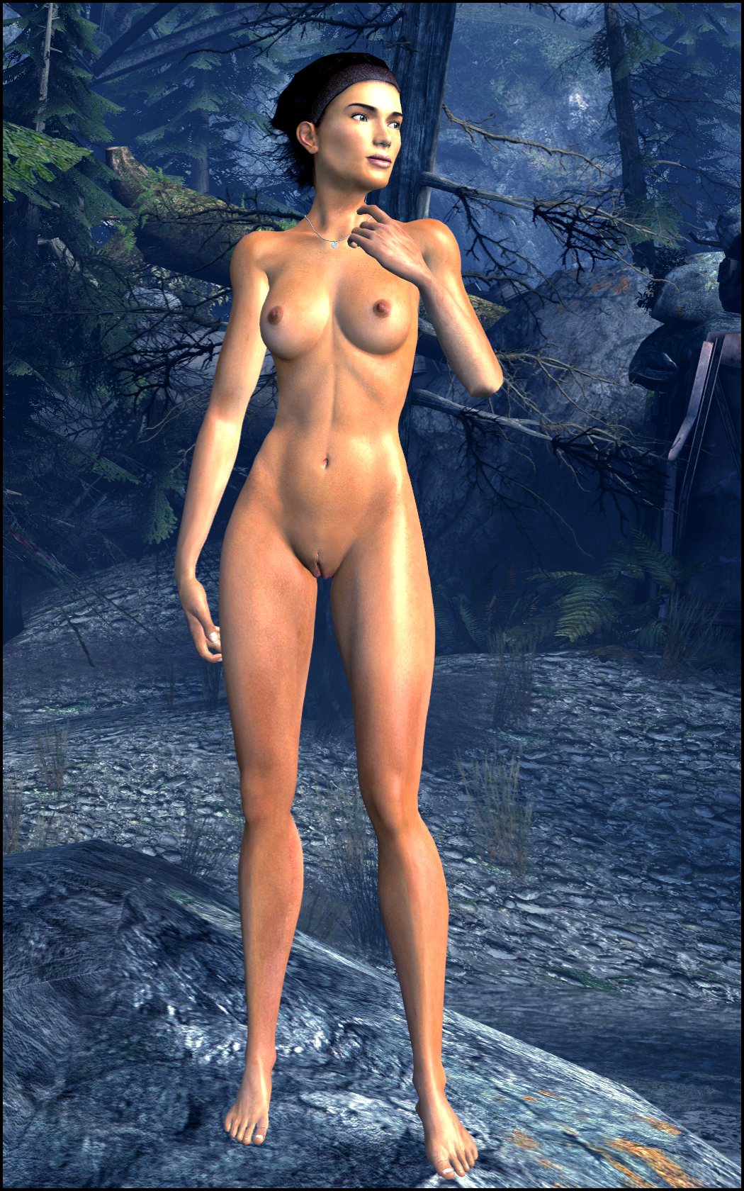 half life 2 nude mods Xxx dead or alive pictures