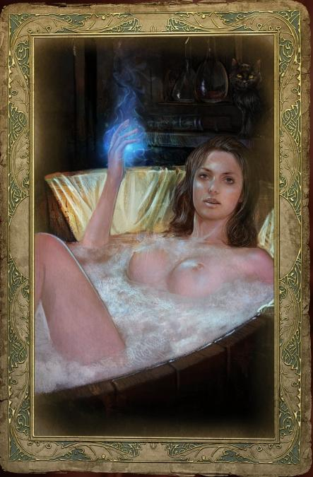 the witcher nude 3 yennefer Adventure time breakfast princess porn