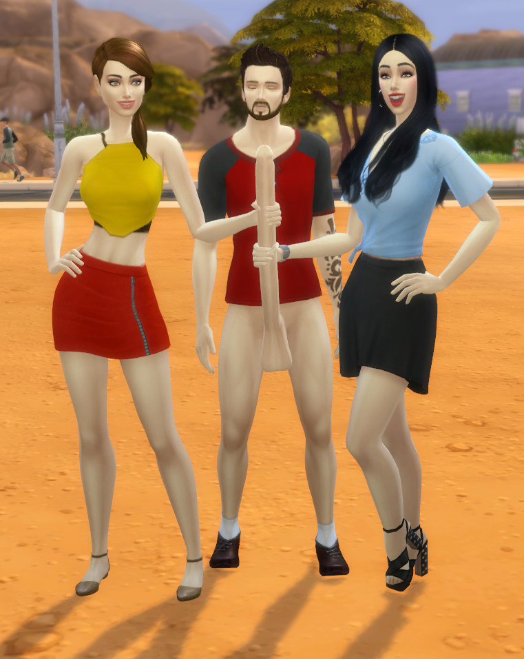 the 4 nude sims clothes Images of foxy and mangle