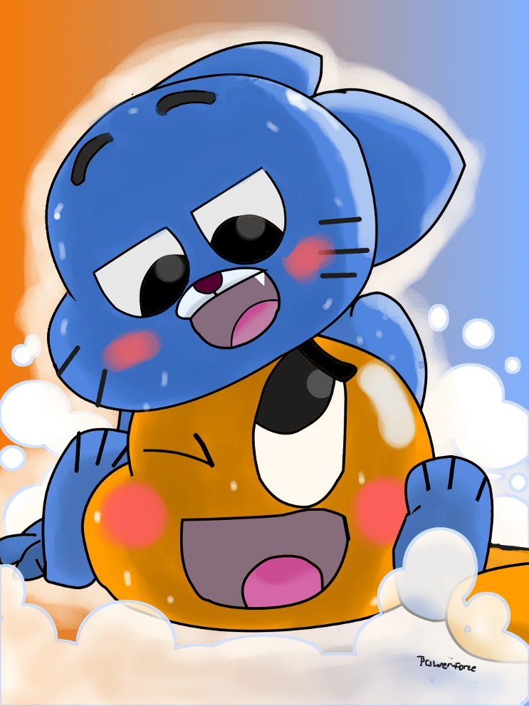 gumball sex the amazing of world gay If it exist there is porn