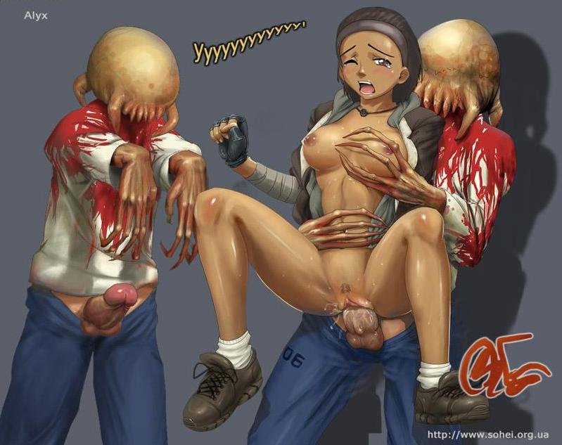 zombie a this hellscythe is My first girlfriend is a gal nene