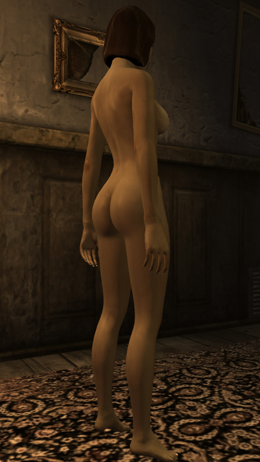 vegas chinese stealth new armor Giantess growth out of clothes