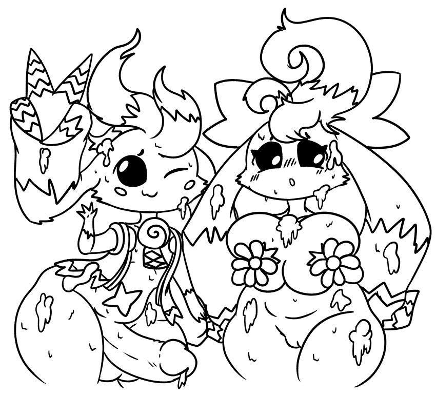 2 nude xenoblade pyra chronicles Fnaf toy chica fan art