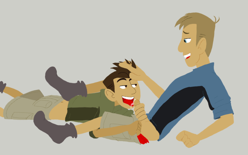 sex chris and wild kratts martin Ice age sid and brooke