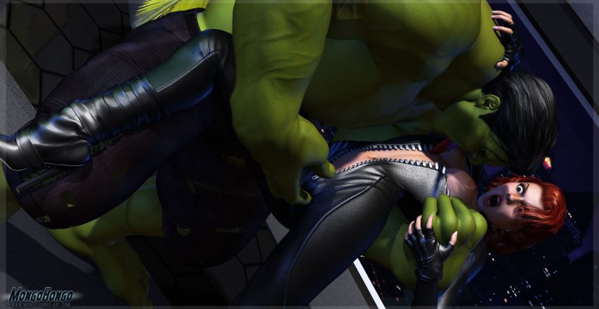 widow and hentai black hulk Party rockers in the house meme