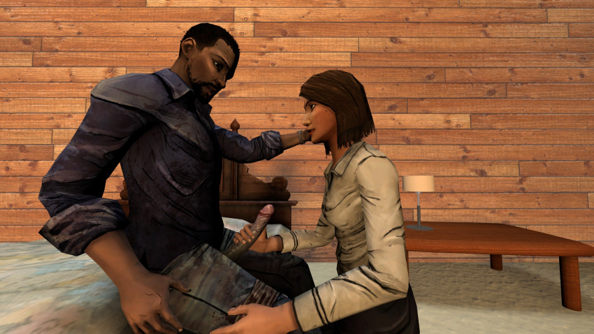 nude walking game the dead Camp camp david x gwen