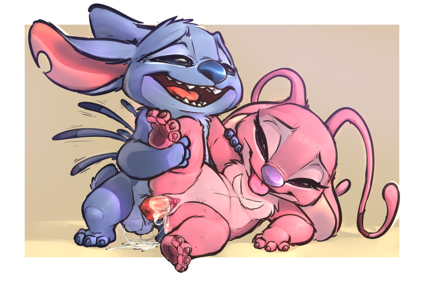 pink lilo and stitch alien Five nights at anime pictures