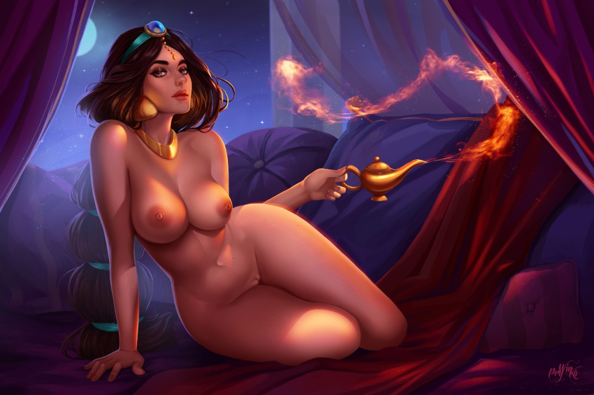 princess with nude jasmine jafar How old is rouge the bat