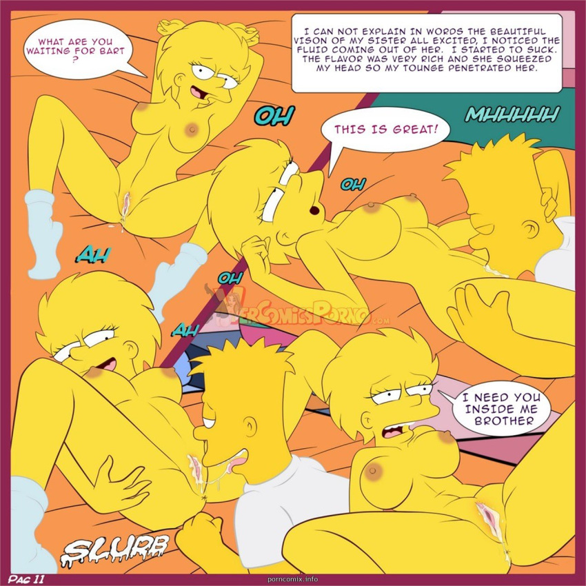 xxx lisa bart simpson and Leslie the amazing world of gumball