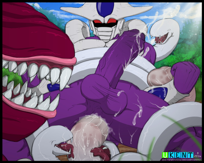 future ball xenoverse dragon warrior Sissy ass fucked by bbc