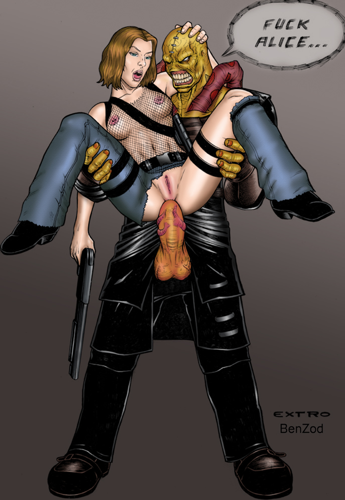 steve resident claire evil and Project x love potion disater