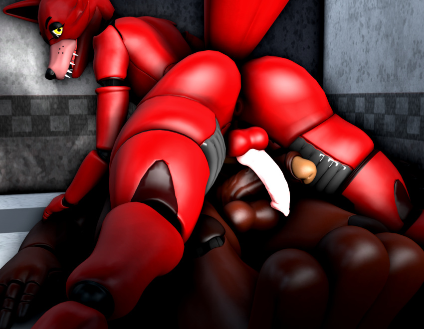 sex 5 freddy's at nights Five nights in anime foxy