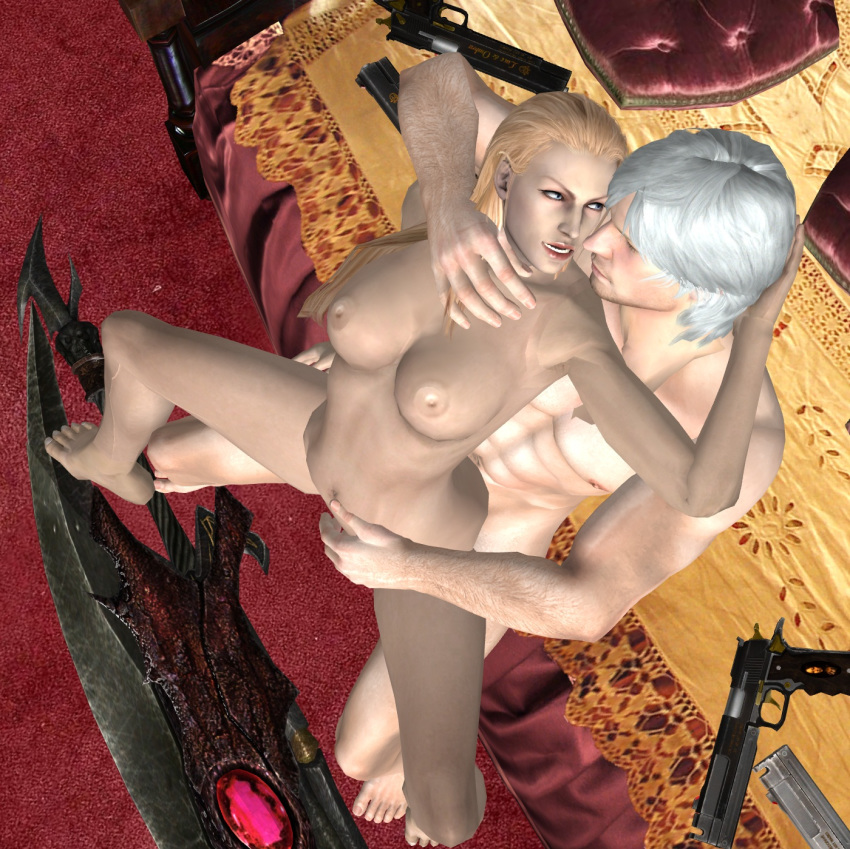 trish cry) (devil may Conker's bad fur day cow