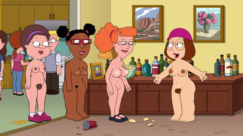 naked girls in family guy Pegging with a smile tumblr